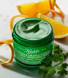 Cilantro & Orange Extract Pollutant Defending Mask