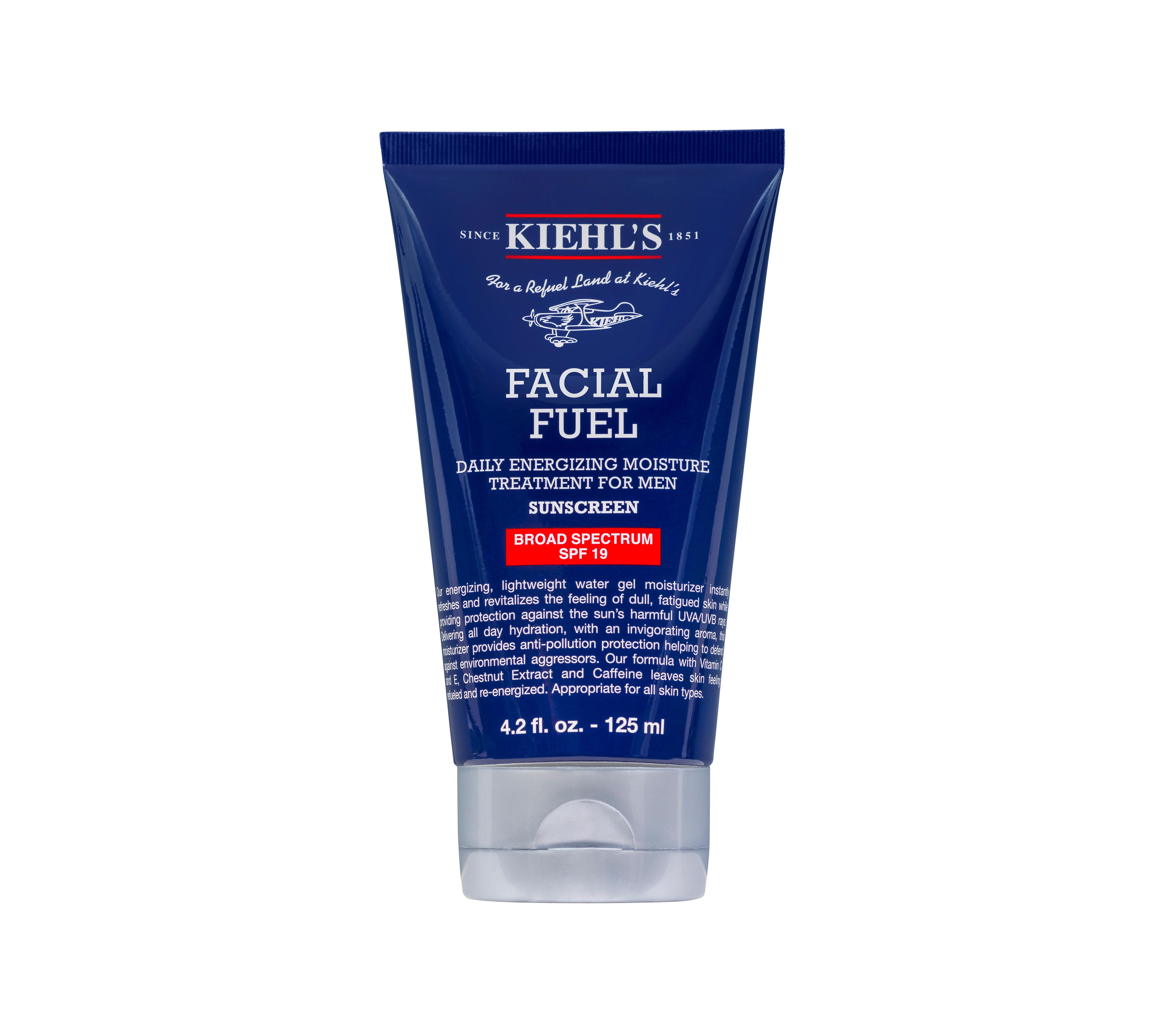 Увлажняющий флюид для кожи лица, SPF19 Facial Fuel