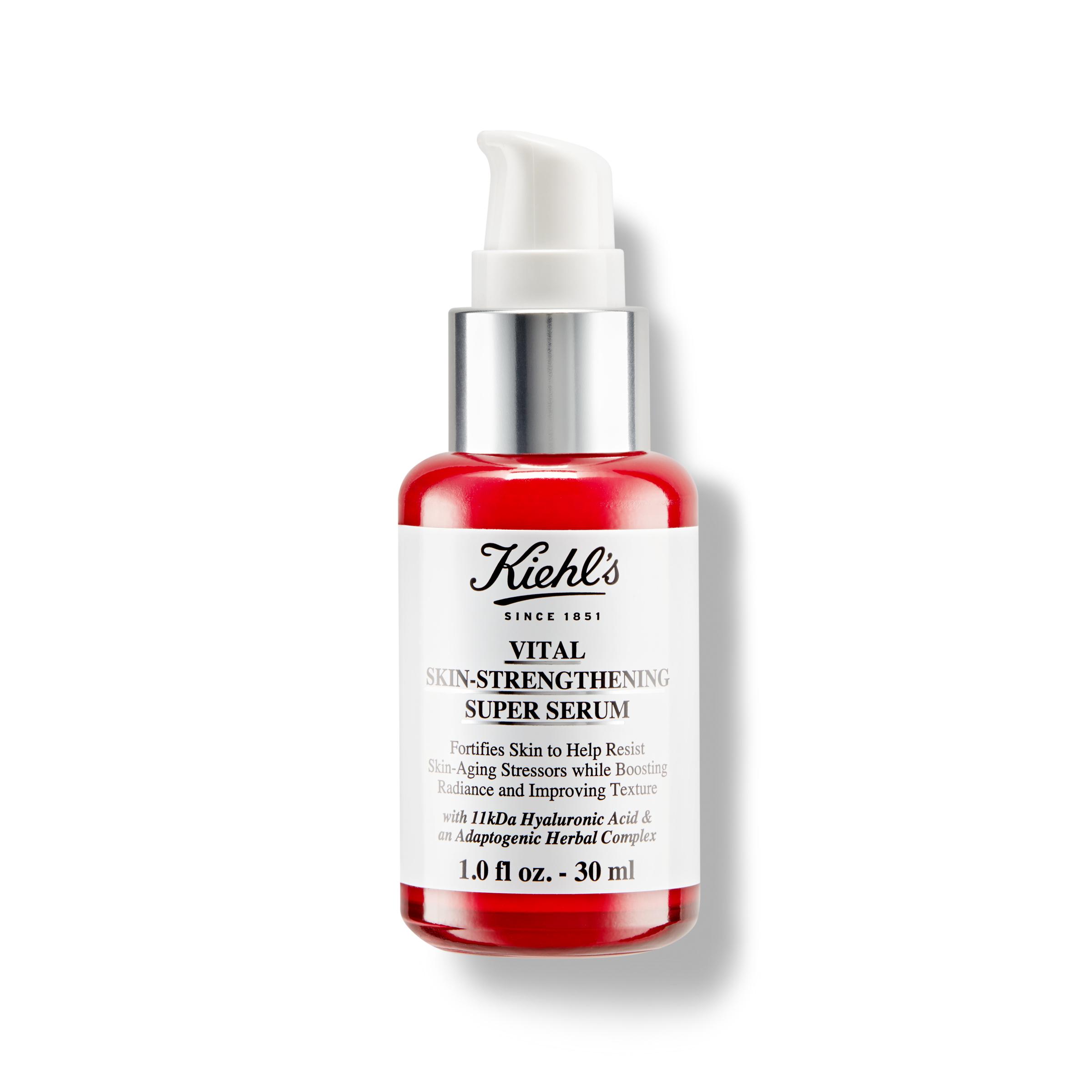 Супер-сироватка, що посилює захисні властивості шкіри обличчя Vital Skin-Strengthening Super Serum